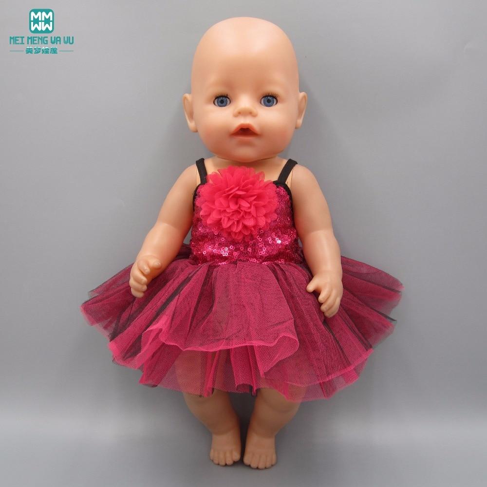 Pakaian untuk boneka, Cocok untuk 43 - 45 cm boneka gadis, Dan bayi - Boneka dan aksesoris - Foto 4