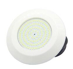 RGB подводная лампа из смолы, светодиодная лампа для бассейна 9 Вт 12 В, уличный Точечный светильник, водонепроницаемая поверхность, светодиод...