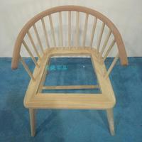 Современный скандинавский без краски деревянный стул принцессы, отель удобный подлокотник обеденный стул, Windsor офисный стул столовая стуль