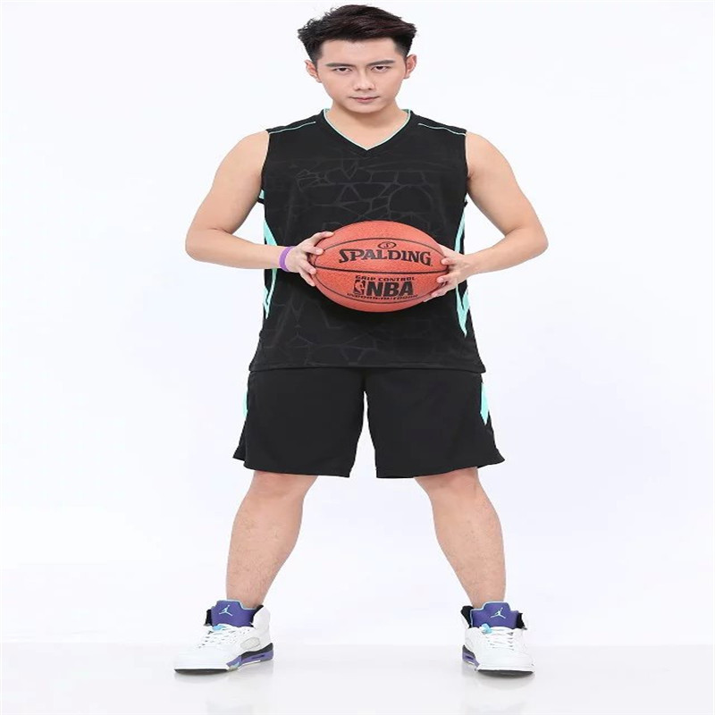 3e188c94962 2017 Custom Team Men College Basketball Jersey Sets Uniforms Kits Sports  Clothing Breathable Throwback Jerseys Shirts Shorts-in Basketball Jerseys  from ...