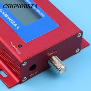 Image 5 - חדש LCD תצוגה סלולארי 2G gsm900mhz עבור הסלולר משחזר booster מגבר עם כוח מתאם עם המחיר הטוב ביותר סיטונאי