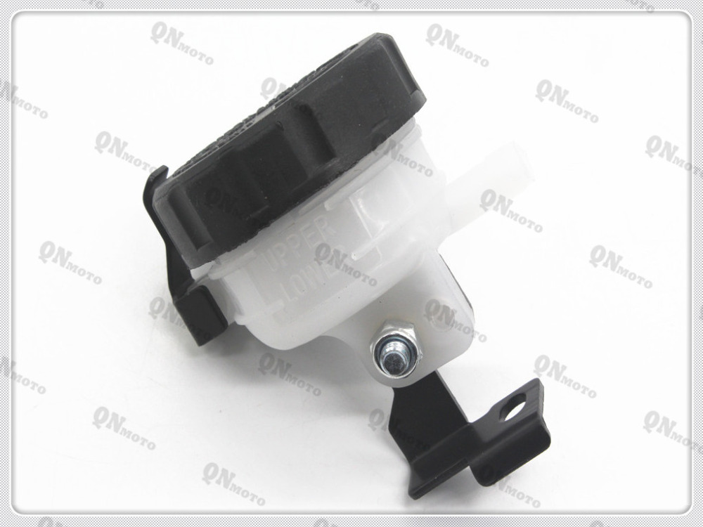 Modified Motorcycle Oil Fluid Reservoir Brake Master Cylinder Cup Tank Oil Fluid Cup For Most Motorcycle Motorcross universal motorcycle atv bike rear brake reservoir master cylinder oil cup fluid bottle