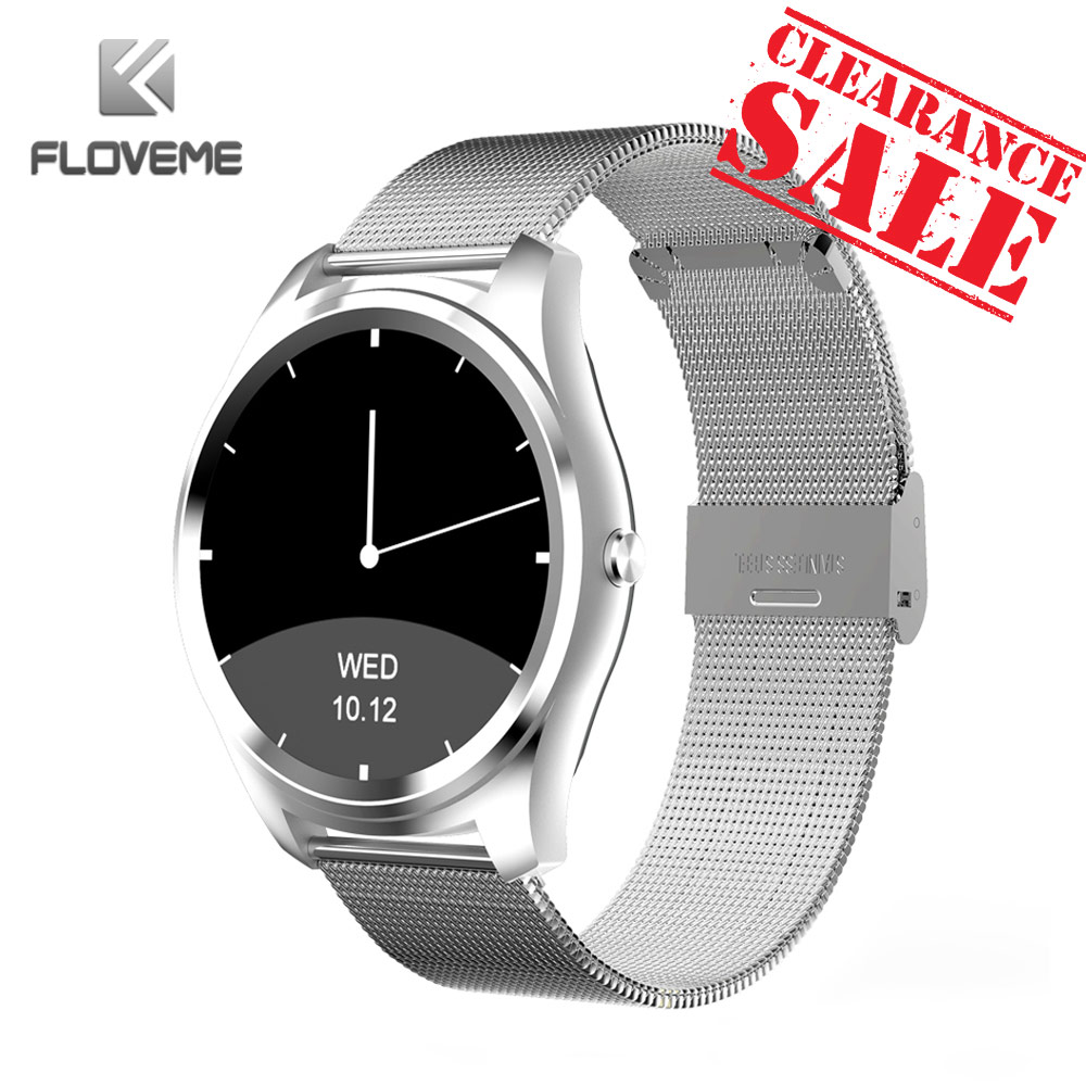 FLOVEME Smart Watch For Xiaomi Apple Huawei Wrist NFC Waterproof Smartwatch For Android IOS Phone Bluetooth Wearable Devices new bluetooth smart watch 42mm iwo smart watch generation smartwatch for ios apple iphone samsung huawei xiaomi android phone