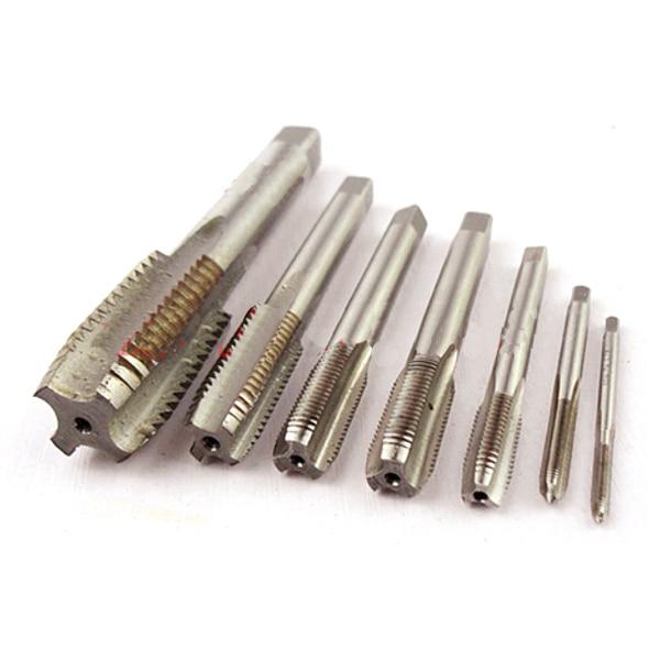 Metric Tap /& Drill Bit Set HSS