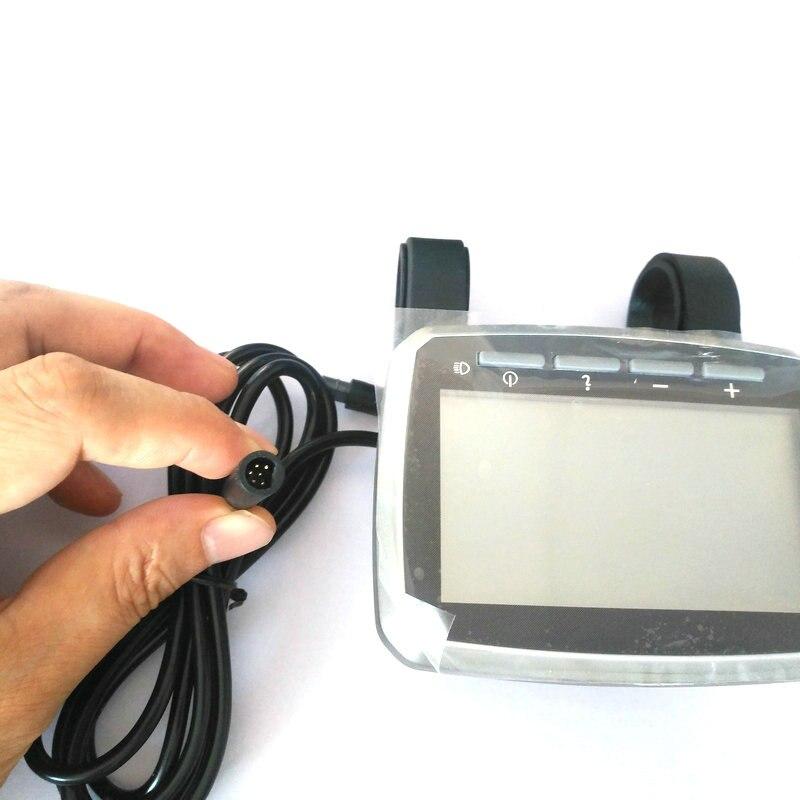 Freies Verschiffen Tongsheng VLCD-5 LCD-Anzeige für mittleren - Radfahren - Foto 4