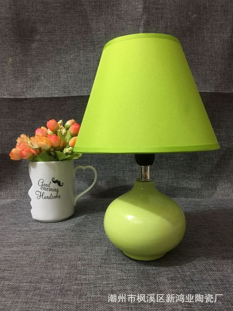 Tuda 18x255cm free shipping creative round green ceramic table lamp tuda 18x255cm free shipping creative round green ceramic table lamp modern minimalist style table mozeypictures Choice Image