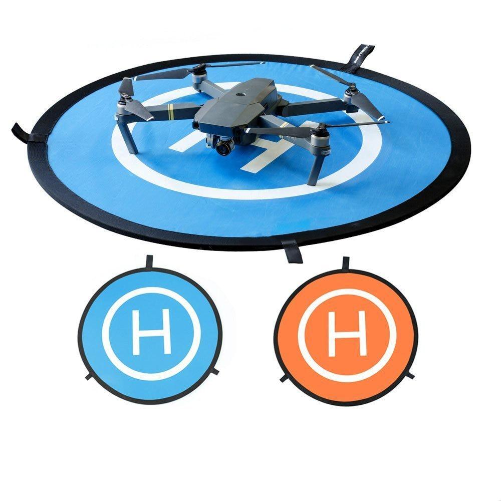 55 cm Fast-fold Aire D'atterrissage Pour DJI Mavic 2 Pro, Mavic 2 Zoom, Mavic Air, mavic pro, Spark, Phantom 2 3 4, et Tello, Xiaomi Drone