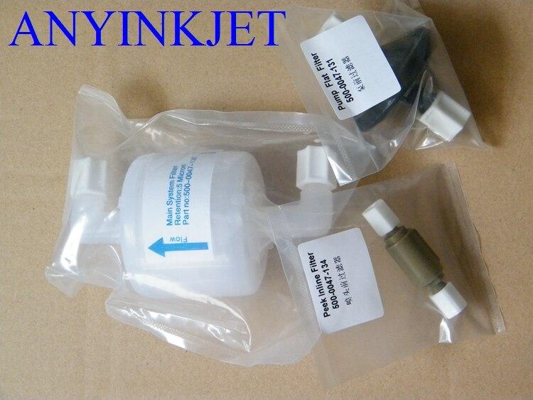 For Willett filter kits for Willett 43S 430 460 etc printer