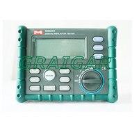 Free shipping Digital megger the MS5203 50V/100V/250V/500V/1000V digital insulation resistance tester