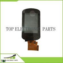 fpc-1)ハンドヘルドgpsナビゲーション オリジナル3インチ液晶画面モジュール交換用ガーミンetrexタッチ35 (DF1624V1