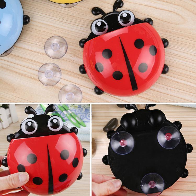 4 Түсті Ladybug Designed Мультфильм қабырғасы - Үйге арналған тауарлар - фото 4