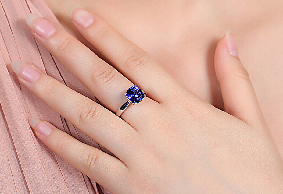 image jewellery ring sapphire rings precious gold stone diamond white carat amp