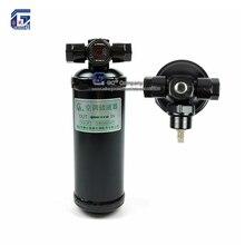 515-3R приемник сушильный аккумулятор фильтр#6 резьба 3/8 с переключателем для автомобильного кондиционера