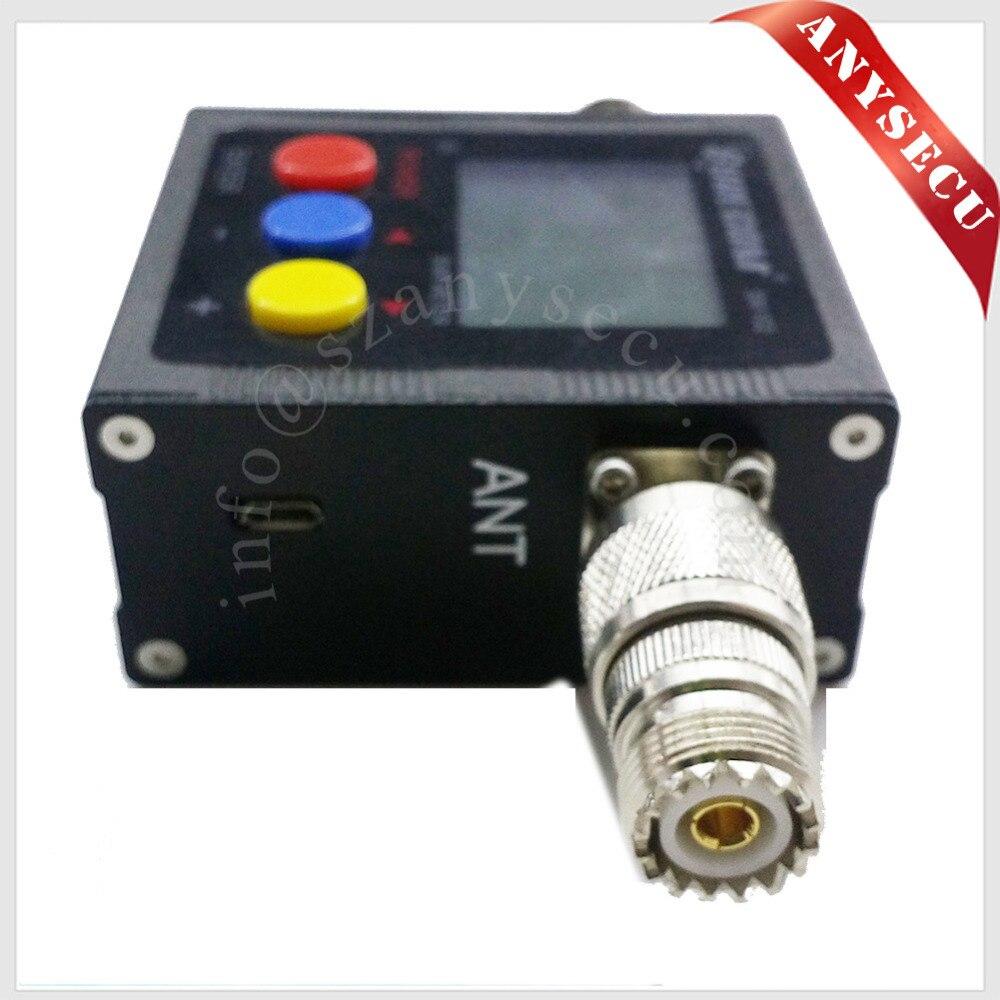 2016 NOUVEAU SURECOM SW-102 Avec SO239-N PL259-N Adaptateur 125-520 mhz Numérique VHF/UHF Power & Swr pour Voiture Radio Émetteur-Récepteur SW102