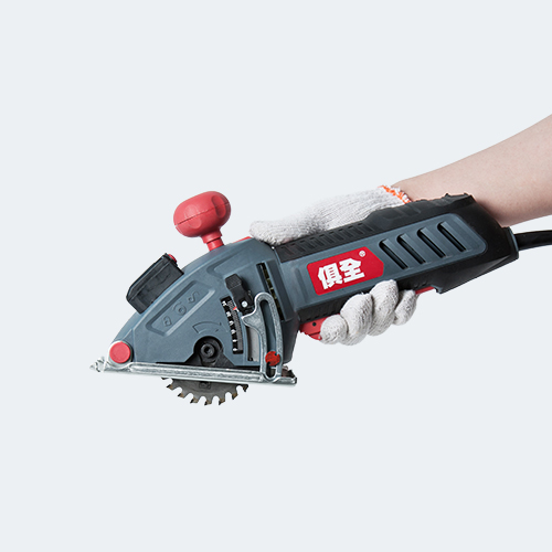 80mm Mini Electric Circular Saw 500W DIY Multifunctional Cutting Deep 26mm Compound Wood  цены