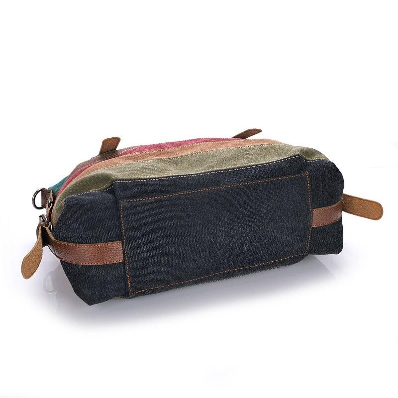 marca mulheres bolsa de lona Tipo : Hand Bag, Shoulder Bag
