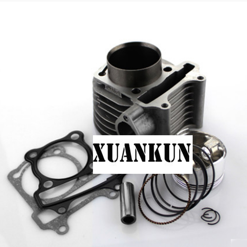 XUANKUN moto accessoires GY6 125 cylindre Scooter cylindre bloc cylindre assemblage