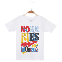 High Quality Cotton T Shirt Kids Tee Top Boy Tshirt Fashion Short Sleeve Child Basic T-Shirt Clothing Letter Printed Boys Tees xmal deutschland shirt goth 4ad sisters of mercy the cure uk siouxsie banshees letter top tee t shirt men short sleeve t shirt