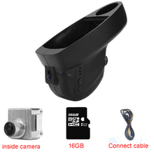 Car Dash Cam DVR for bmw car serial 7(E65)/mini/3(E46)/5(E38/E39)/x5(E53)( low specification Year 2004-2006) With WIFI+1080P