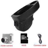 Car Dash Cam DVR for bmw car serial 7(E65)/mini/3(E46)/5(E38/E39)/x5(E53)( low specification Year 2004 2006) With WIFI+1080P