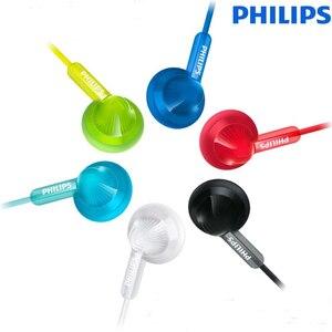 Image 4 - Philips SHE3010 In Ear oortelefoon sport MP3 Headset voor huawei Xiaomi smartphone