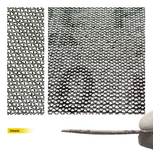 Image 2 - 15Pcs Mesh Abrasive Dust Free Sanding Discs 3 Inch 75mm Anti blocking Dry Grinding Sandpaper 80 to 240 Grit
