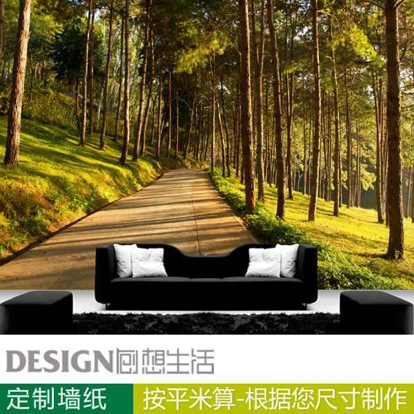 Nature forest garden bedroom living room TV background 3D wallpaper murals 3D wallpaper 3D stereo personality mario fantasy sky background 3d wallpaper murals living room bedroom study paper 3d wallpaper