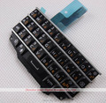 For BlackBerry Q10 Arabic Black Keypad Button Flex Cable QWERTY Keyboard  Repair Parts Free Shipping