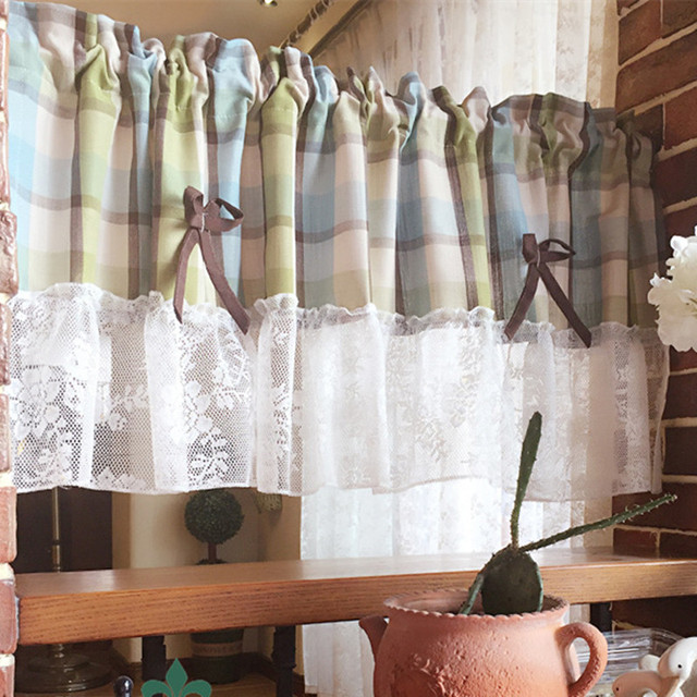 Lace Cafe Curtains Kitchen Unique Inspiration Design