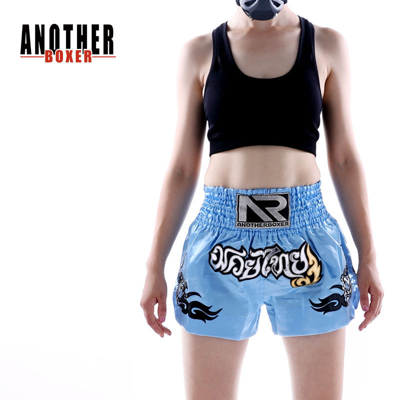 Mmatrunks New Kickbox Mma Trunks Sport Fight Shorts Woman Men Wushu Sanda Pantalon Mma Boxe Thaie Leopard Muay Thai Short Pants Boxing Boxing Trunks