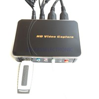 2015 New Game Capture Hdmi 1080p YpBpr Recorder For Wiiu Xbox 360 PS3 PS4 To U