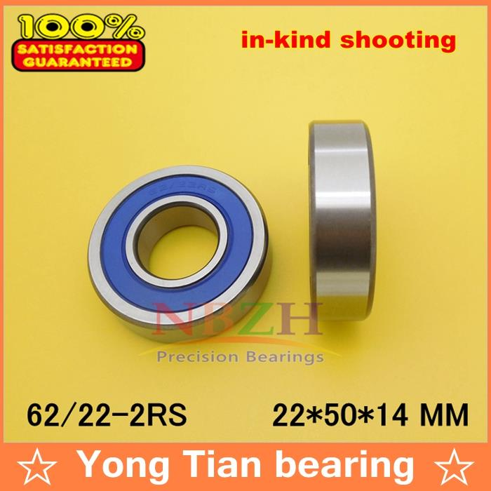 60//28-2RS C3 10 PCS FACTORY NEW SEALED BEARING SHIPS FROM THE USA
