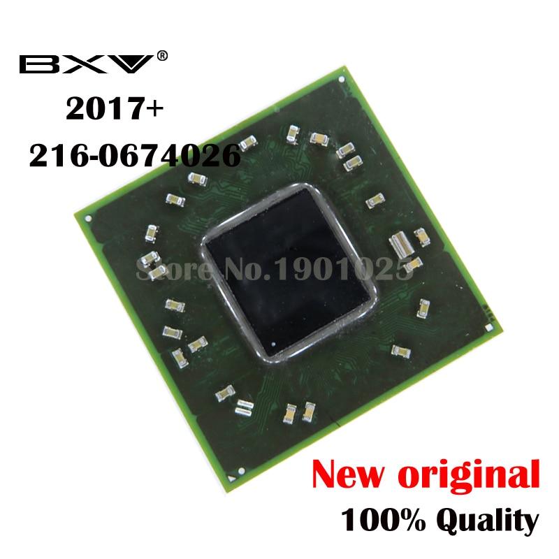 Dc: 2017 + 100% novo original 216-0674026 216 0674026 bga chipset