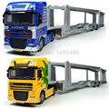 KDW 1:50 Aleación de Modelos De Coches Modelo de Camión de Transporte de ingeniería para Coleccionistas sin Caja De La Ventana
