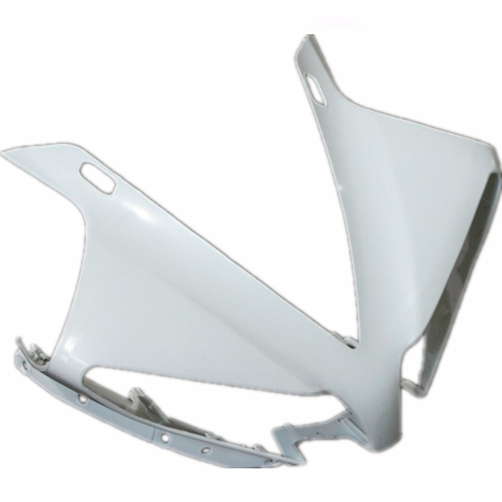 12 14 R1 Unpainted or Customized Color Front head Individual Nose Fairing Bodywork For Yamaha YZF