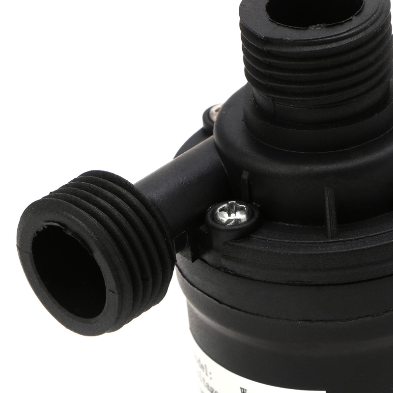 800L/H 5 м DC 12 В 24 солнечный бесщеточный двигатель воды циркуляционный водяной насос