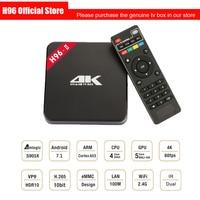 H96 2nd Gen Smart TV Box Amlogic S905 Octa Mali 450MP GPU 1G 8G 2G 16G