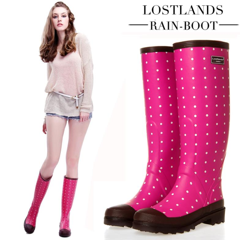 Popular Rose Rain Boots-Buy Cheap Rose Rain Boots lots from China ...