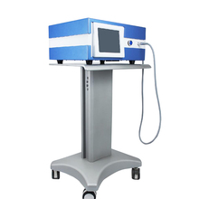 High effect physical therapy equipments shock wave for pain reduction