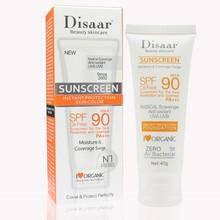 Spf90++ солнцезащитный крем для лица водонепроницаемый солнцезащитный крем Spf Max 90 отбеливающий изоляционный увлажняющий контроль масла Уход за кожей лица
