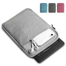 6-inch eBook Protective Case Cover Bag For Amazon Kindle Paperwhite3 Voyage 558/958/KV E-reader Pouch Case Hot Sale #908(China)