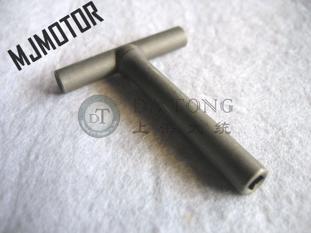 US $6 98  (2pcs/lot) Scooter engine valve adjusting Tool For GY6 50 150cc  Motorcycle ATV Go Kart Yamaha Honda Suzuki Repair Tools-in Engines from