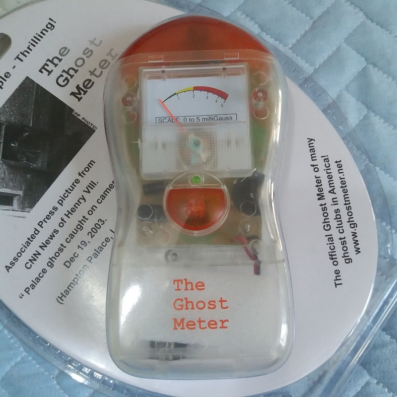 4 Modes The Ghost Meter EMF Sensor Paranormal Equipment Hunting Detector Popular With Many Ghost Clubs Tool For Spirit Work