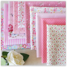 10pcs Cotton Fabrics For Sewing Diy Handmade Home Textile