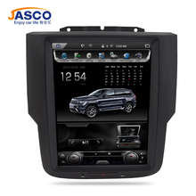 Vertical Screen Android 7.1 Car DVD GPS Glonass Navigation Radio Player for Dodge Ram 2015 RAM 2GB Flash 32G Stereo Multimedia lsqstar 8 capacitive screen android car dvd player w gps wi fi 1gb ram 8gb flash for vw