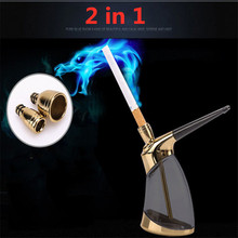Yooap Dual-Purpose Cigarette Tobacco Water Pipe Portable Mini Hookah Shisha Smoking Pipes Accessories