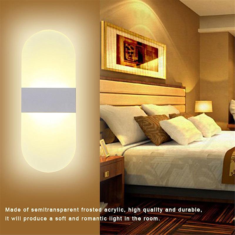 HTB17yUXQVXXXXcjXVXXq6xXFXXXr - Acrylic LED Wall lamp 3W 5W 6W Modern Bedroom Bedside decoration wall sconces light for home stairs loft LED light indoor decor