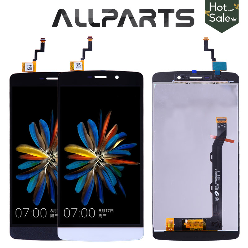 NO Dead Pixels Warranty 5.5 inch 1920x1080 C5 LCD For TP-LINK Neffos C5 Max LCD Display With Touch Screen Digitizer Assembly