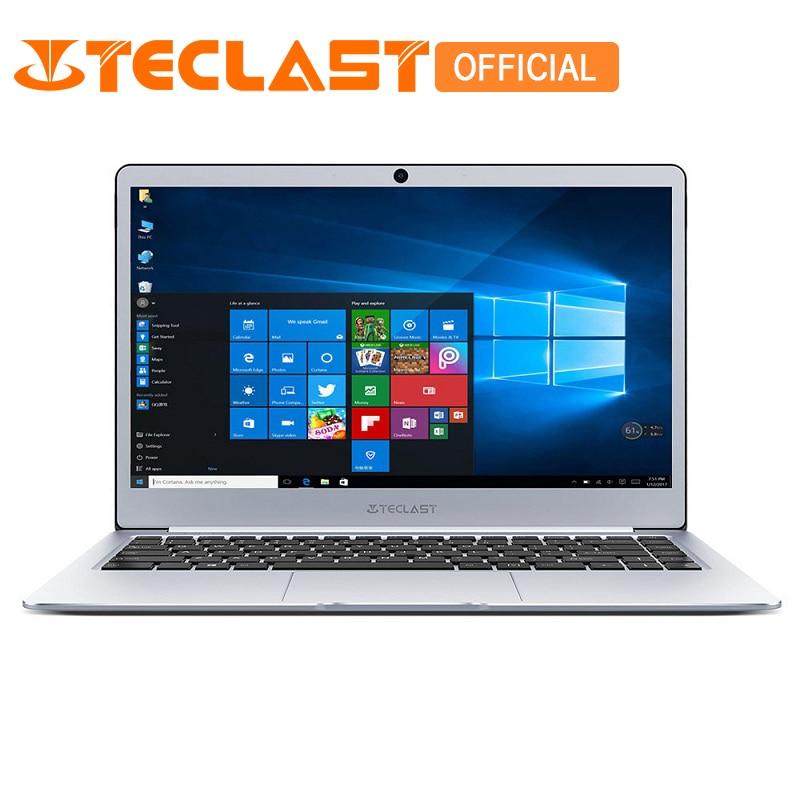 Teclast F7 Portable 14.0 pouce 1920*1080 Intel Celeron N3450 Windows 10 Quad Core 6 gb RAM 128 gb SSD HDMI Bluetooth 4.2 Ordinateurs Portables