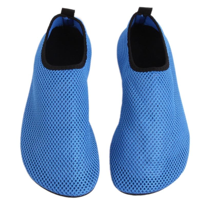 2017 Summer Swimming Shoe Mesh Sandals for Women Unisex sapato feminino Wade Shoes Beach Breathable sandalias mujer OR642152 цена